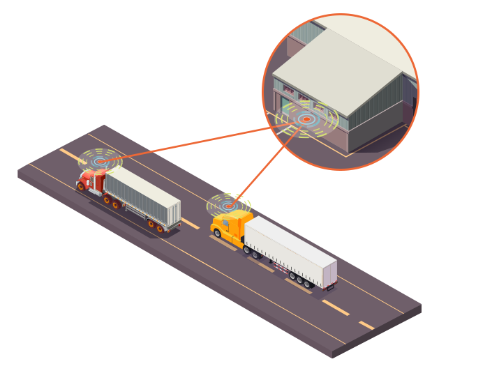 Real-Time Routing Communication